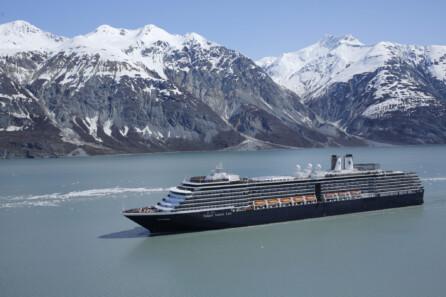 MS Oosterdam Glacier Cruising Alaska's Inside Passage - HAL Collection