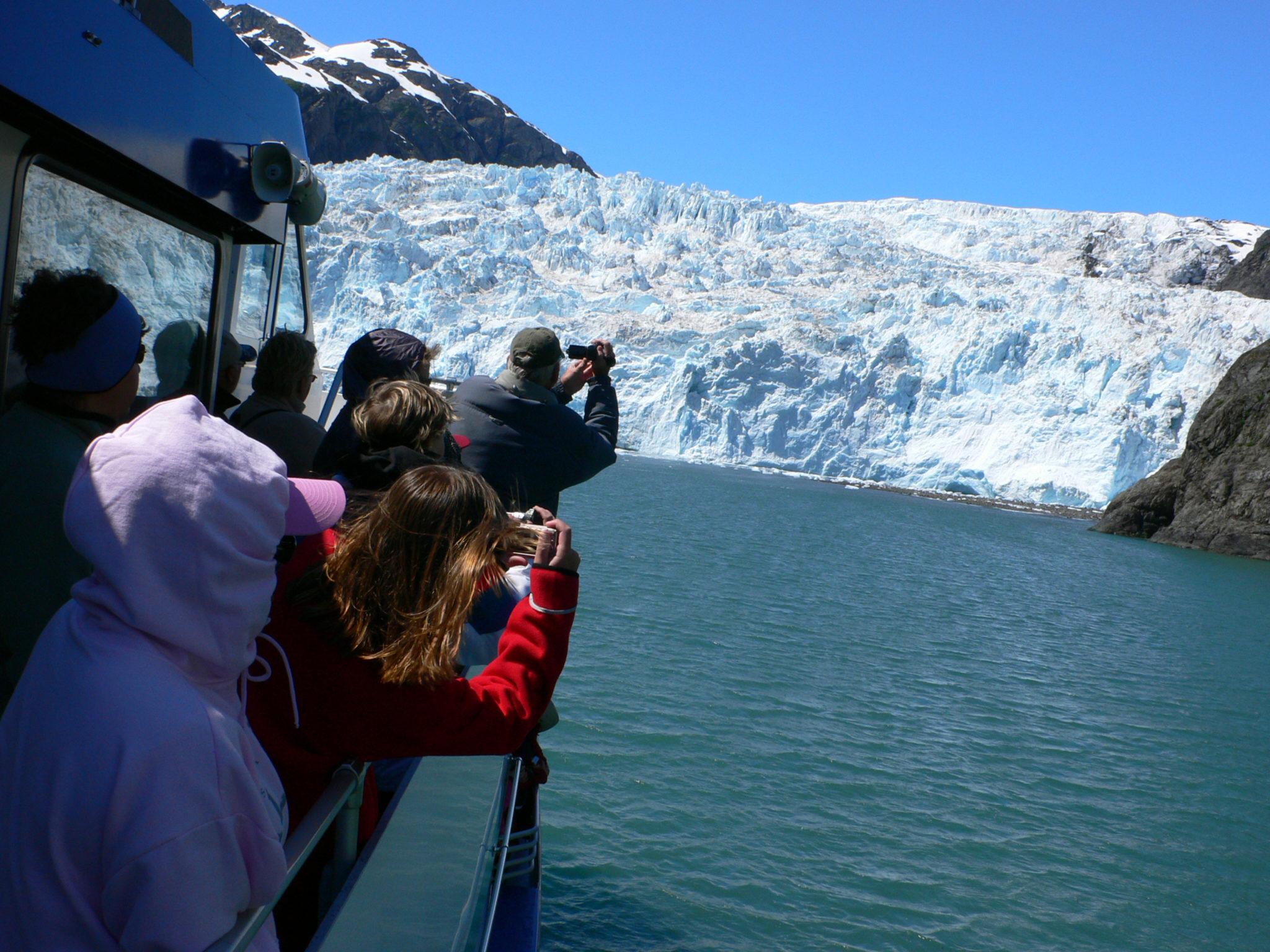Anchorage Alaska Day Tour To Kenai Fjords National Park